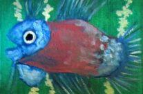 Petite Pisces No.5 Detail No.2