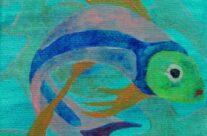 Petite Pisces No.5 Detail No.1